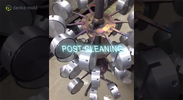 Aluminum CNC Machining – Clear Anodizing